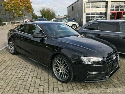 gebraucht Audi A5 Coupé 2.0 TDI quattro S-tronic