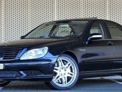 gebraucht Mercedes S65L AMG S-KlasseAMG 650PS 61'000km 08.2004