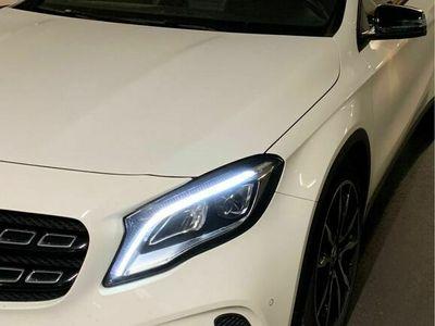 gebraucht Mercedes GLA200 GLA-Klasse MercedesNight Star