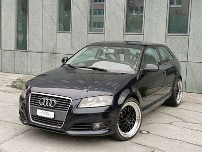 gebraucht Audi A3 2.0 TFSI Ambition