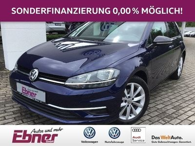 gebraucht VW Golf VII IQ.DRIVE 1.0TSI ACC 17ZOLL SHZG