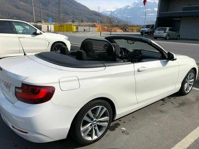 gebraucht BMW 218  d Steptronic