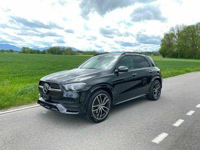 gebraucht Mercedes GLE400 d 4Matic AMG Line 9G-Tronic