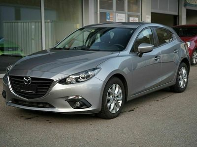 gebraucht Mazda 3 2.2 16V CD Ambition Activematic
