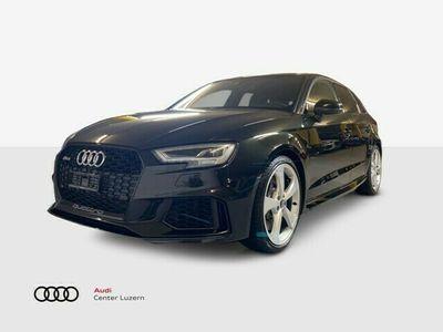 gebraucht Audi RS3 Sportback 2.5 TSI quattro S-tronic
