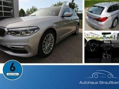 gebraucht BMW 530 d Touring xDrive Luxury Line AHK 360