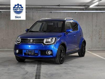 gebraucht Suzuki Ignis 1.2 Piz Sulai Top 4x4