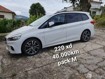 gebraucht BMW 220 xdrive Msport