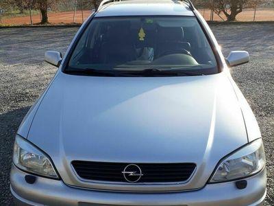 gebraucht Opel Astra zum Schnäppchen-Preis