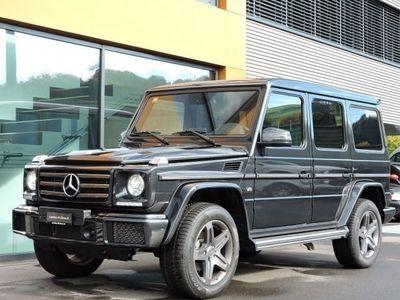 gebraucht Mercedes G500 G-Klasse