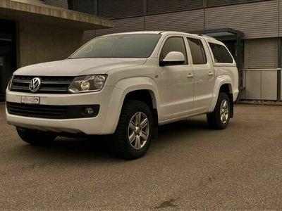 gebraucht VW Amarok DKab. Pick-up 2.0 TDI 180 Trendl.