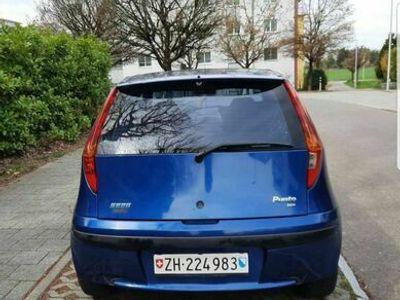 gebraucht Fiat Punto Punto 1.2 BENZIN1.2 BENZIN