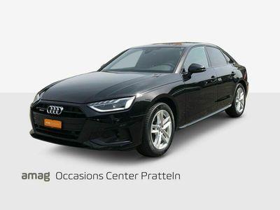 gebraucht Audi A4 40 TDI advanced quattro S-tronic