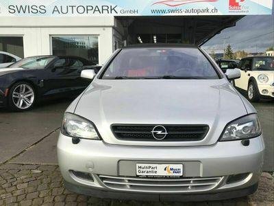 gebraucht Opel Astra Cabriolet 2.2i 16V Linea Rossa