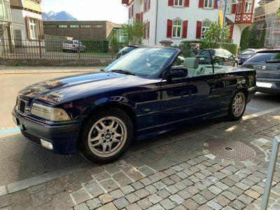 gebraucht BMW 328 Cabriolet 3er i e36