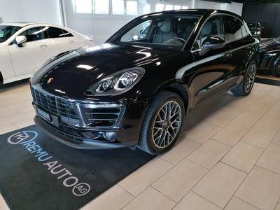 gebraucht Porsche Macan S Diesel PDK Facelift!!!!
