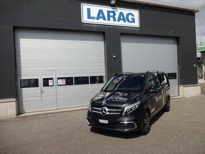 gebraucht Mercedes 300 V-Klasse Vd long Avantgarde 4Matic 9G-Tronic