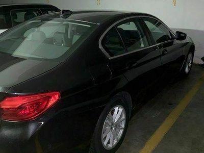 gebraucht BMW 540 5erLuxury Line Steptronic