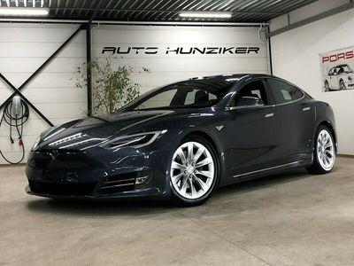 gebraucht Tesla Model S 100 D Allrad 525PS Long Range / Autopilot 2.5