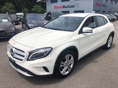 gebraucht Mercedes GLA250 GLA-KlasseStyle 4Matic 7G-DCT