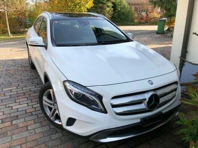 gebraucht Mercedes GLA220 CDI Urban 7G-DCT
