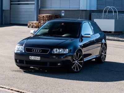gebraucht Audi S3 quattro FACELIFT ab MFK 158'000 km / 03.2001