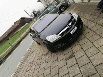 gebraucht Opel Astra Cabriolet 16T TT