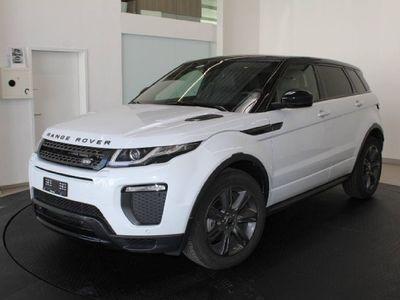 gebraucht Land Rover Range Rover evoque 2.0 TD4 Landmark