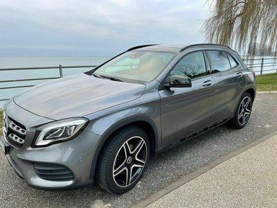 gebraucht Mercedes GLA220 d AMG Line 4Matic 7G-DCT