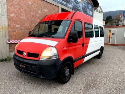 gebraucht Renault Master T35 2.5dCi Minibus