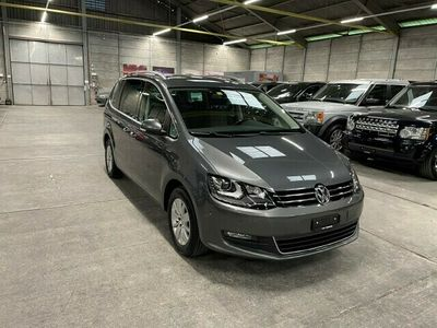 gebraucht VW Sharan 2.0 TDI BMT Design 4Motion