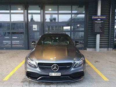 gebraucht Mercedes C63S AMG C-Klasse *********** Mercedes BenzAMG Coupé *************