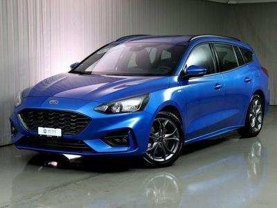 gebraucht Ford Focus 1.0i EcoB 125 ST-Line