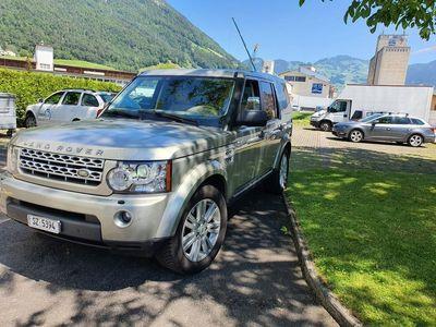 gebraucht Land Rover Discovery 4 3LTD *7-Plätzer* Bestpreis Garantie!