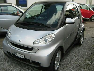 gebraucht Smart ForTwo Coupé Fortwo Brabus Xclusive softouchBrabus Xclusive softouch