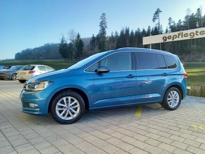 gebraucht VW Touran 2.0 TDI SCR Highline DSG