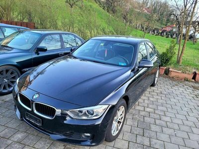 gebraucht BMW 320 3er i F30 Sport Getriebe