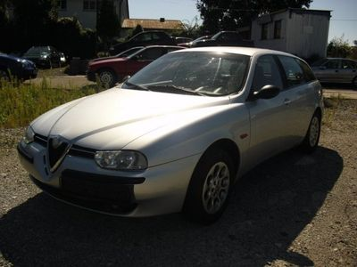 gebraucht Alfa Romeo 156 2 4 JTD