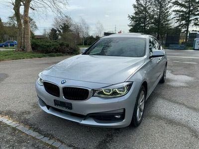 gebraucht BMW 320 Gran Turismo  d xDrive Luxury Line