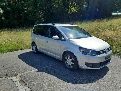 gebraucht VW Touran Van - 1.4 TSI Team - 8fach bereift - unfallfrei