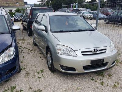 gebraucht Toyota Corolla 2.0 D4D Linea Sol