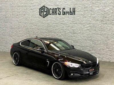 gebraucht BMW 428  i Coupé Luxury Line Steptronic