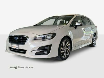 gebraucht Subaru Levorg 2.0i Luxury AWD Lineartronic