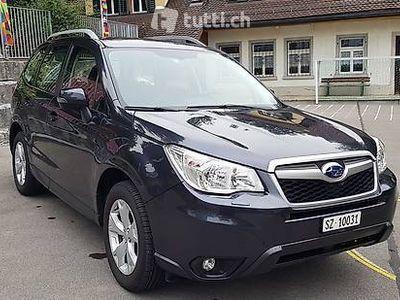 gebraucht Subaru Forester - zu verkaufen