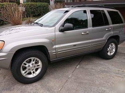 gebraucht Jeep Grand Cherokee Grand Cherokee Vendo4.7 V8 del 2000 in ottimo stato