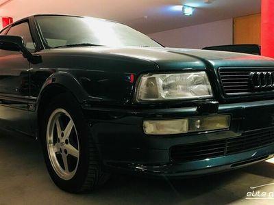 gebraucht Audi S2 Coupéquattro Turbo