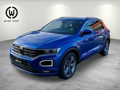 gebraucht VW T-Roc 2.0 TSI Advance DSG 4Motion