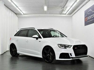 gebraucht Audi S3 Sportback / RS3 RS3 2.5 TSI quattro S-tronic ABT 460