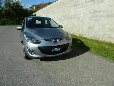 gebraucht Mazda 2 1.5 MZR Exclusive
