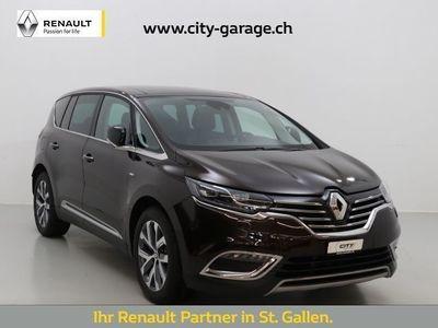 gebraucht Renault Espace 1.6 dCi Swiss Edition EDC